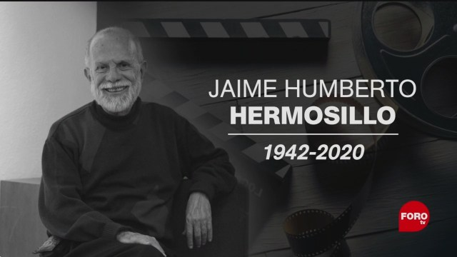 FOTO: muere jaime humberto hermosillo cineasta mexicano