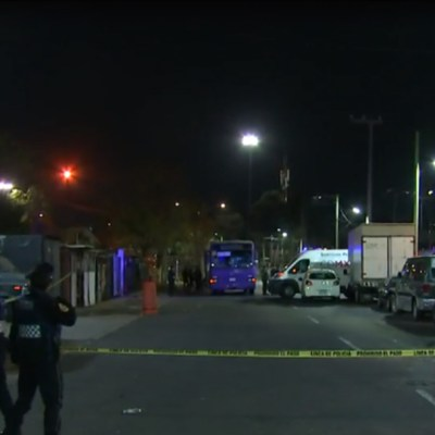 Mueren dos ladrones durante intento de asalto en Iztapalapa