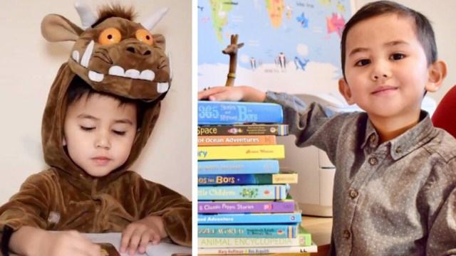 Niño de 3 años ingresa a club de genios 'Mensa UK'