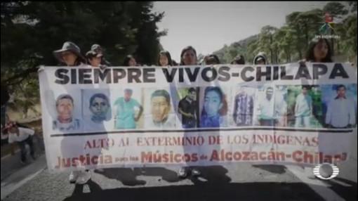 Foto: Músicos Asesinados Chilapa Guerrero No Son Primeros 27 Enero 2020