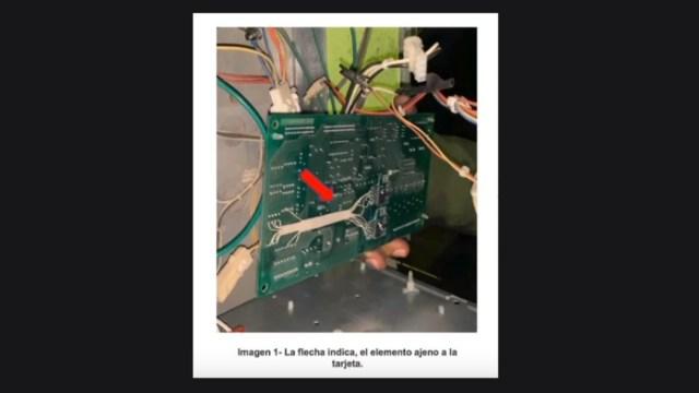 Foto: Profeco detecta más rastrillos 'gusanos' en bombas de gasolineras