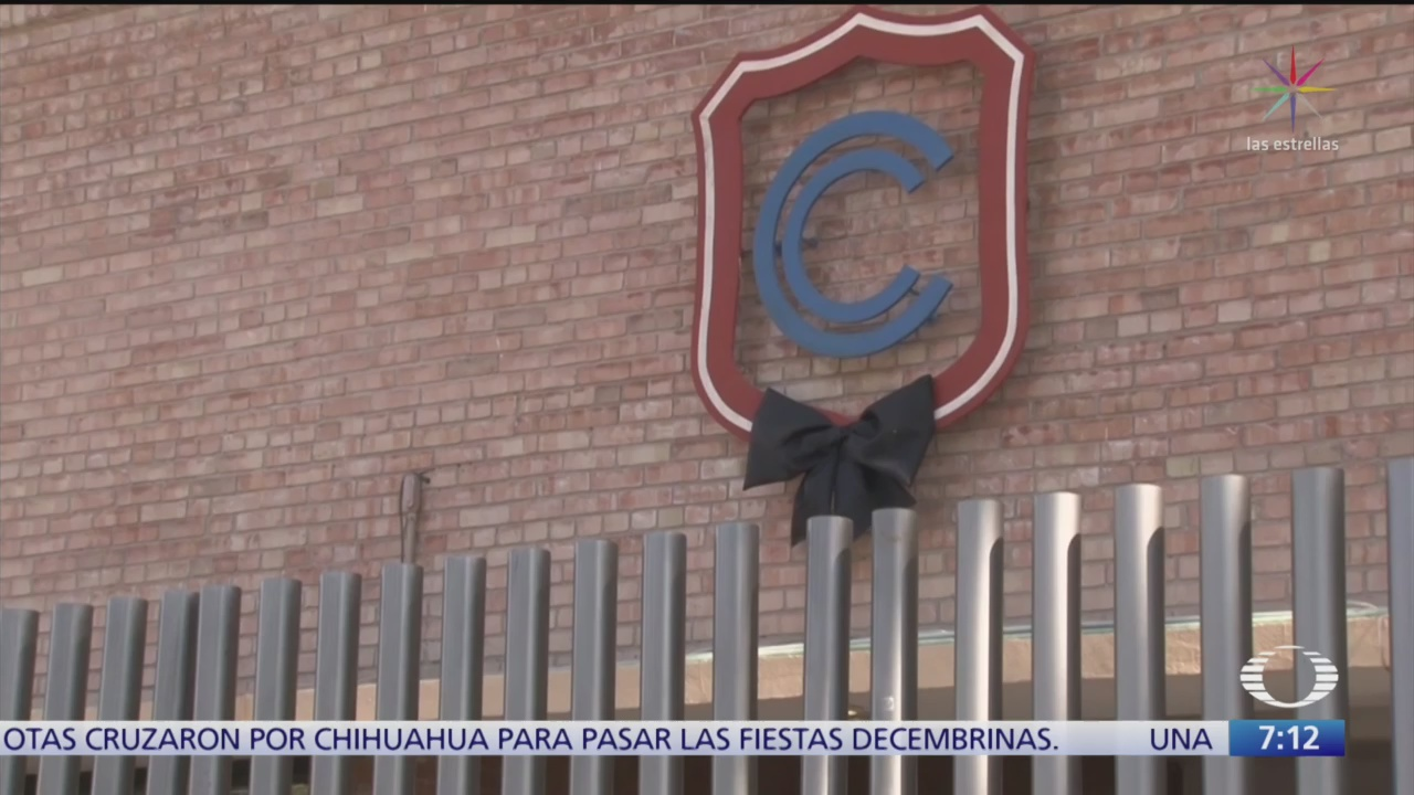 padres de familia del colegio cervantes se opusieron al operativo mochila segura
