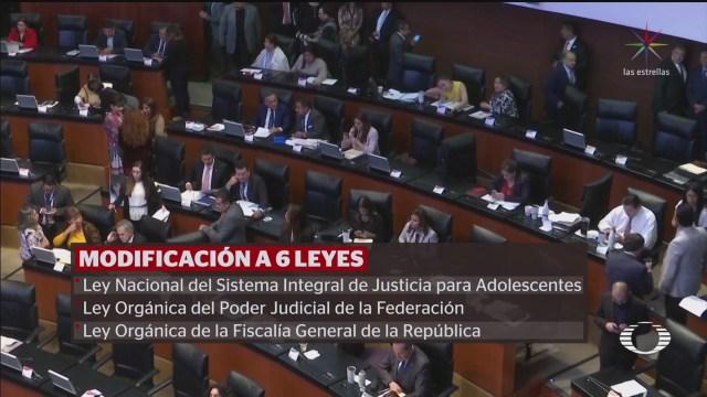Foto: Iniciativas Falsas Legisladores Periodistas Especialistas 15 Enero 2020