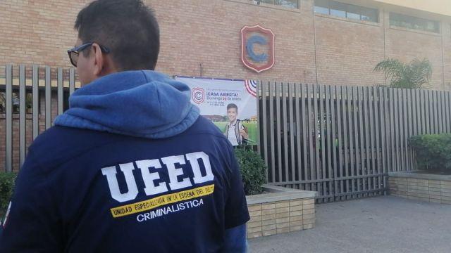 Padres rechazaron 'Operación Mochila' en colegio Cervantes