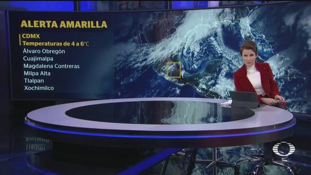 Foto: Bajas Temperaturas Persisten Nuevo Frente Frío 22 Enero 2020