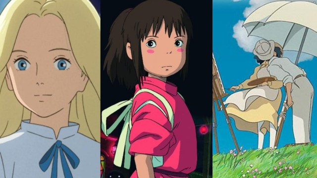 Películas de Studio Ghibli estarán disponibles en streaming