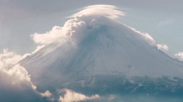 popocatepetl nevado