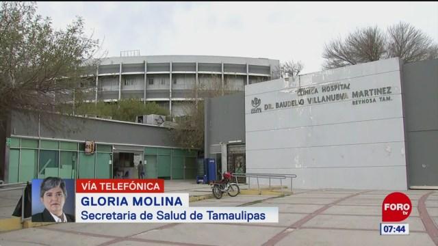 profesor de tamaulipas negativo al nuevo coronavirus