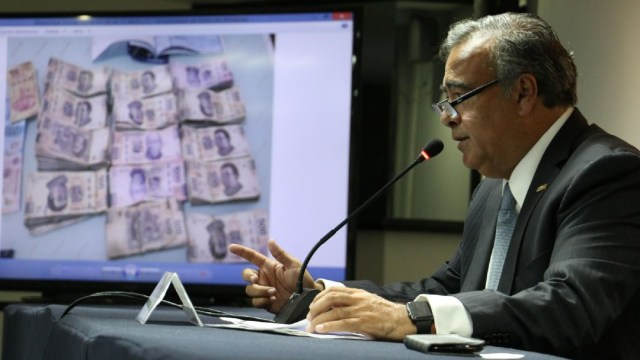 Imagen: Don José Luis, víctima de despojo, denunció que el Instituto de Vivienda se adjudicó la propiedad de su predio desde 1999, mismo que le pertenecía, y el cual acordó vender en 2017 a una organización con ayuda del INVI
