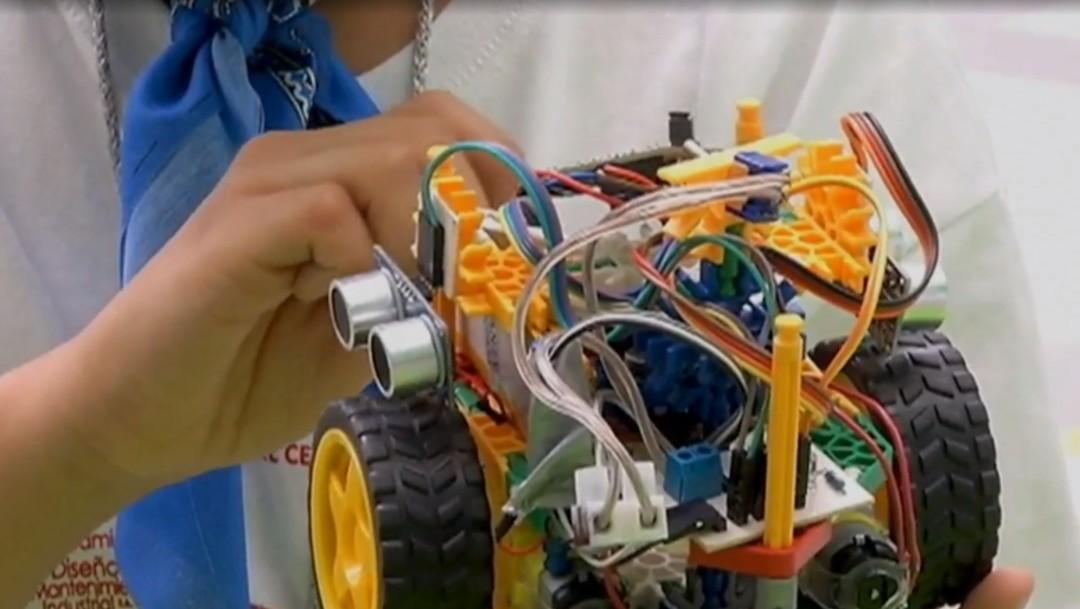 Foto: Recomiendan a Reyes Magos acercar a los niños a la robótica
