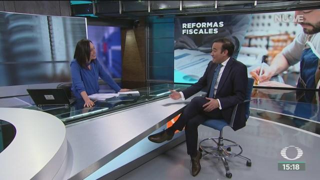 FOTO: reforma fiscal 2020 afecta o beneficia al contribuyente