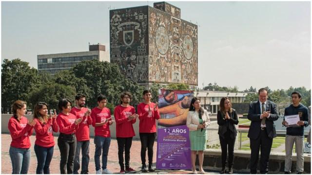 Imagen: Estudiantes de la UNAM y el IPN volverán a clases a finales de enero, 5 de enero de 2020 (unam)