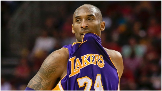 Muere Kobe Bryant, 26 de enero de 2020 (Getty Images)