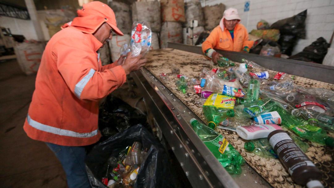 FOTO: México en riesgo por toneladas de basura plástica de EUA ,el 08 de enero de 2020