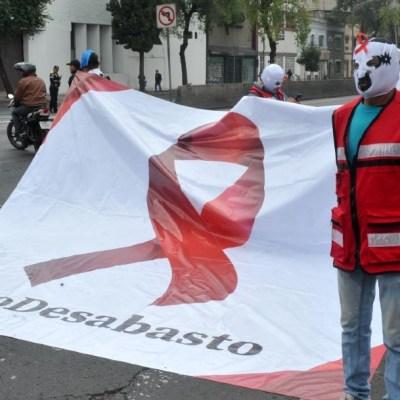 SCJN atrae amparos por desabasto de medicamentos para el VIH
