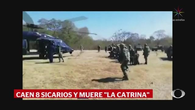 Foto: Enfrentamiento Ejército Mexicano Cjng Michoacán Hoy 10 Enero 2020