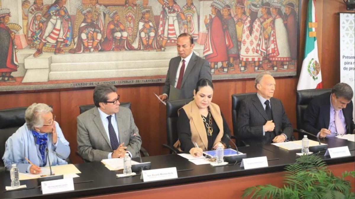 Alistan iniciativas de reformas al sistema de justicia penal