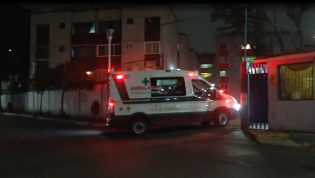 FOTO: Siete personas intoxicadas por inhalación de gas en la CDMX, el 21 de enero de 2020