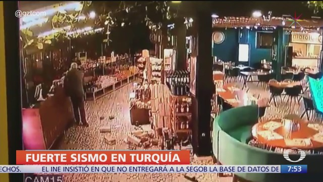sismo en turquia deja casi 40 muertos registran 700 replicas