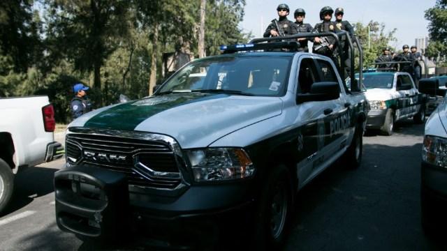 FOTO: Mueren dos personas tras balaceras en la CDMX