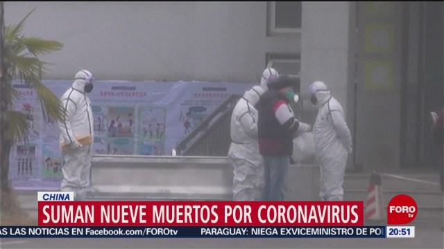Foto: Nueve Muertos Coronavirus China 21 Enero 2020