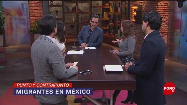 Foto: Caravana Migrante México 21 Enero 2020