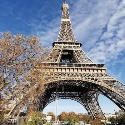 Torre Eiffel, cerrada por huelga contra la reforma de pensiones