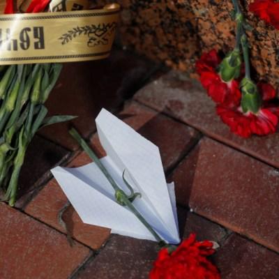 Ucrania descarta terrorismo en accidente de avión en Irán que causó 176 muertos