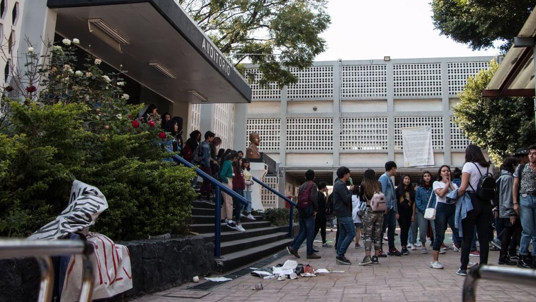 UNAM exige devolución de instalaciones tomadas