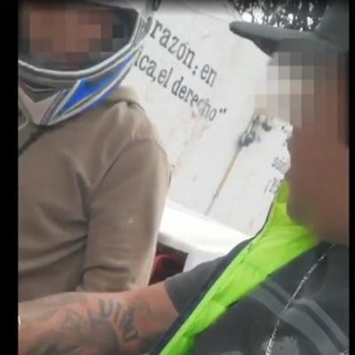 Video: Ladrones de Periférico Sur se grababan robando por 'diversión'