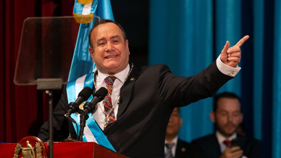 Foto: Video: Entrevista con Alejandro Giammattei, presidente de Guatemala