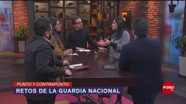 Foto: Guardia Nacional Agenda 2020 Alfonso Durazo 20 Enero 2020