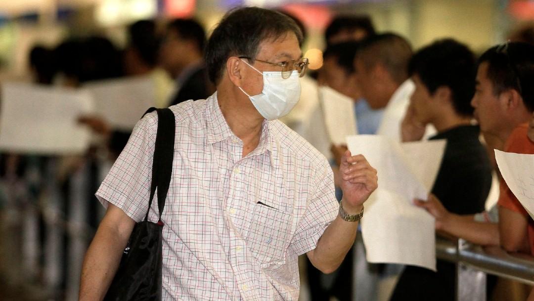 Foto: Virus similar al SARS, responsable de misterioso brote de neumonía en China
