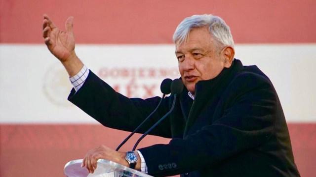 Foto: Caso LeBarón no quedará impune, sostiene AMLO, 11 de enero de 2020 (Presidencia)