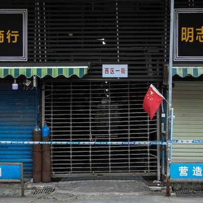Este es el mercado donde surgió el coronavirus