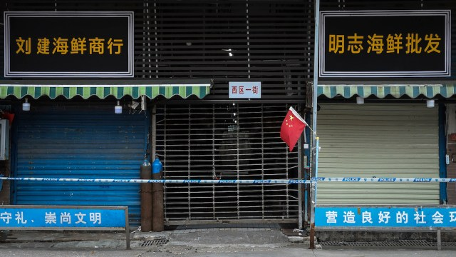 Foto Este es el mercado donde surgió el coronavirus 22 enero 2020