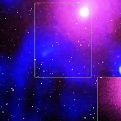 Foto: Captan la mayor explosión registrada en la historia del universo, 27 de febrero de 2020, (Chandra X-ray Observatory)