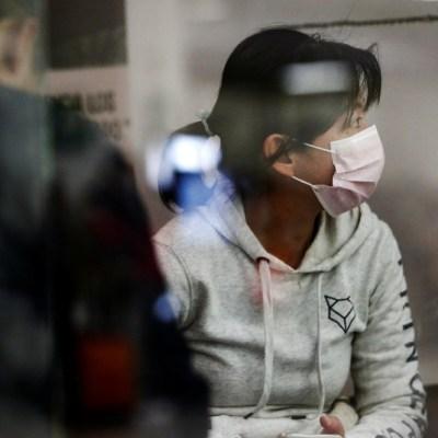 FOTO: Cuarenta estadounidenses dieron positivo por coronavirus en crucero en Japón, el 16 de febrero de 2020