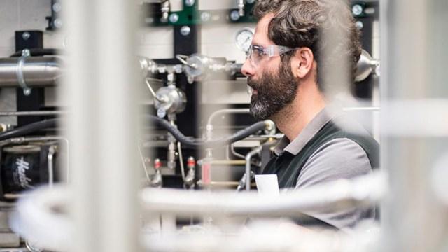 Foto: Científicos descubren cómo transformar el CO2 en combustible, 21 de febrero de 2020, (NREL)