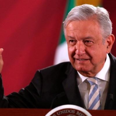 Foto: Andrés Manuel López Obrador, presidente de México. (EFE)