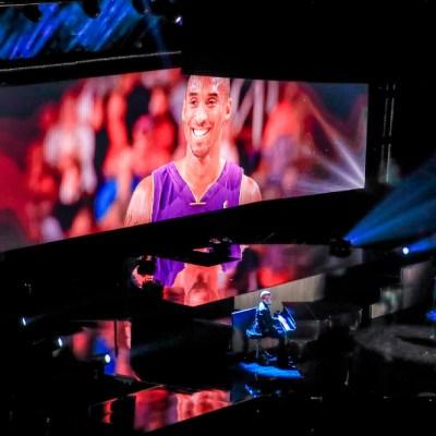 Foto: Rinden homenaje a Bryant en el Partido de las Estrellas de la NBA, 16 de febrero de 2020, (EFE)