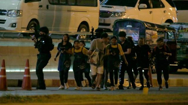 """Foto: Situación está """"bajo control"""" tras masacre en Tailandia: Policía, 8 de febrero de 2020, (EFE)"""