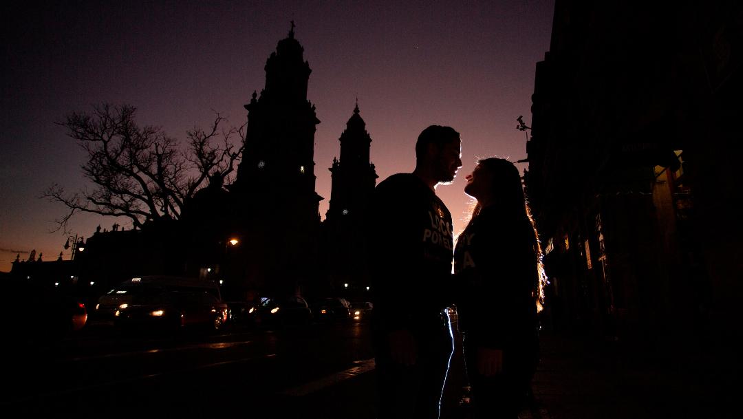 Foto: Más de 5 % de los matrimonios en México de 2019 nacieron en app de citas, 14 de febrero de 2020, (EFE)