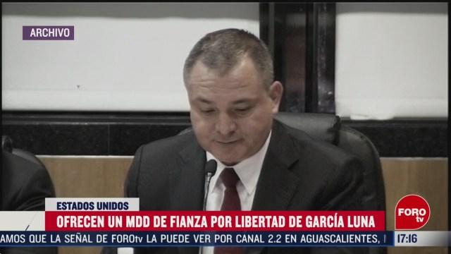 FOTO: abogado pide fianza de 1 mdd por libertad de garcia luna