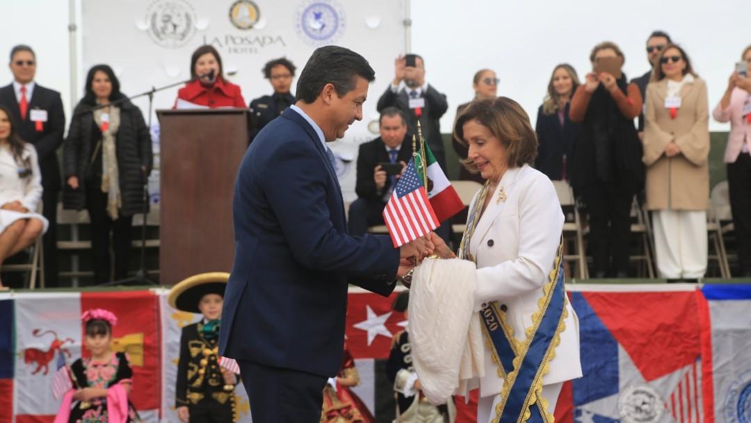 Foto: La legisladora demócrata señaló que esta es una fecha especial para ambas naciones que mandan un claro mensaje de hermandad y unidad que existen entre ambos países