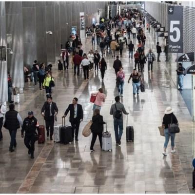 AICM, elegido como el mejor aeropuerto de América Latina: SCT