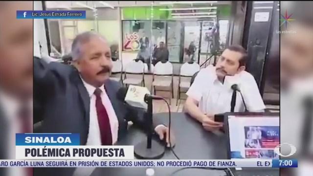 alcalde de culiacan dice que no entiende proposito de un dia sin mujeres