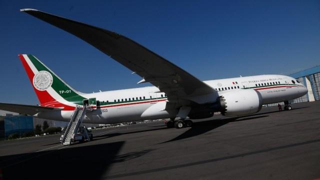 Foto: AMLO confirma rifa del avión presidencial, pero el premio será en dinero