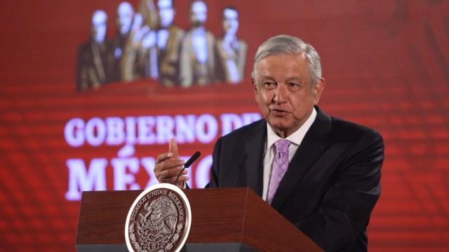 FOTO AMLO envía a Diputados, otra vez, iniciativa para quitar fuero al presidente (Cuartoscuro)