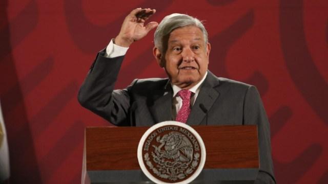 FOTO: López Obrador ofrece investigar posible caso de corrupción en Conade, el 17 de febrero de 2020